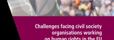 Raport Agencji Praw Podstawowych: zagrożenia dla społeczeństwa obywatelskiego
